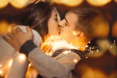 本命確定おめでとう♡キスの仕方で「あなたの愛され度」チェック!