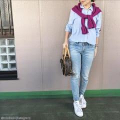 【H&M】で爽やかさゲット!春に着たい「ブルーコーデ」4つ
