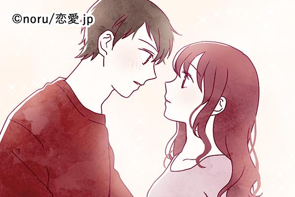 今、キスしてもいい…?男が彼女を「求めたくなる瞬間」とは