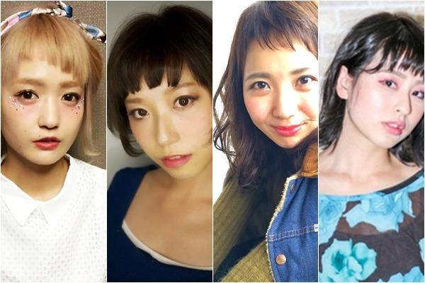 オシャレな子は始めてる♡「短めバング」で作るヘアスタイル4選