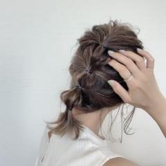 大人女子向け!適度な色気抜群「ゆるヘアアレンジ」4選