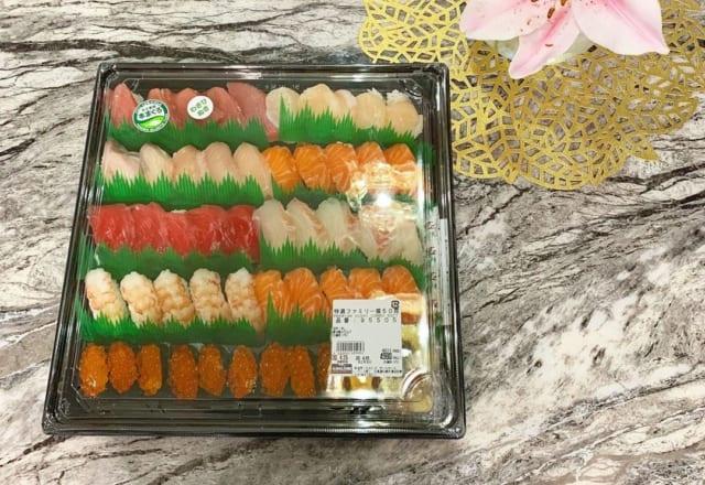 豪華すぎる♡【コストコ】で「お寿司三昧」気分を味わえるグルメ3選